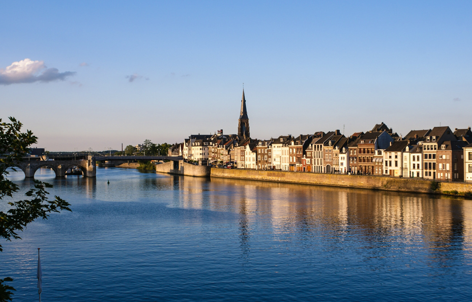 River Mass, Maastricht