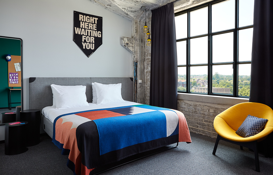 The student hotel maastricht vibrant university city hotel for Designhotel maastricht