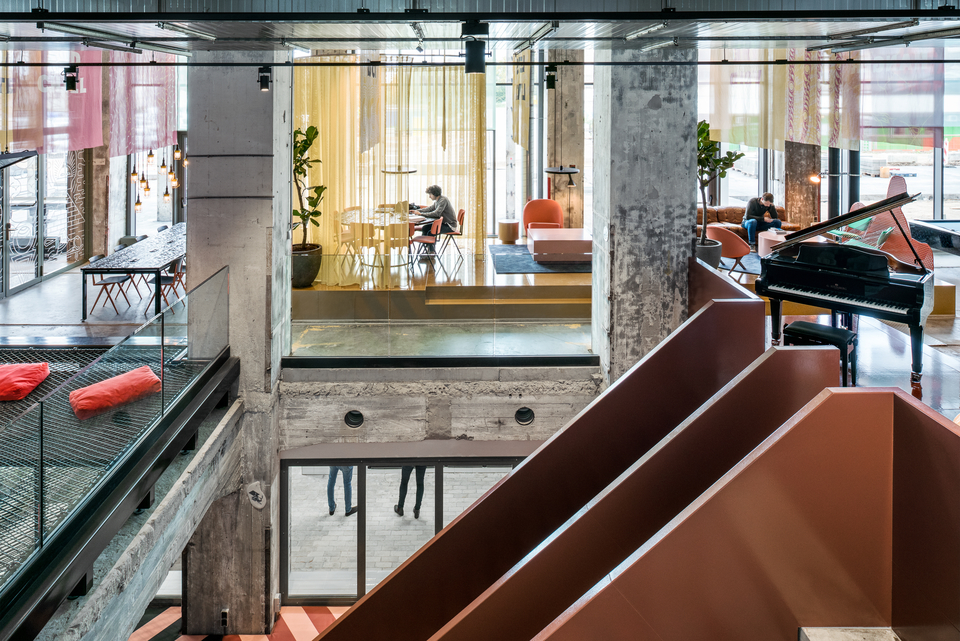 The Student Hotel, Maastricht