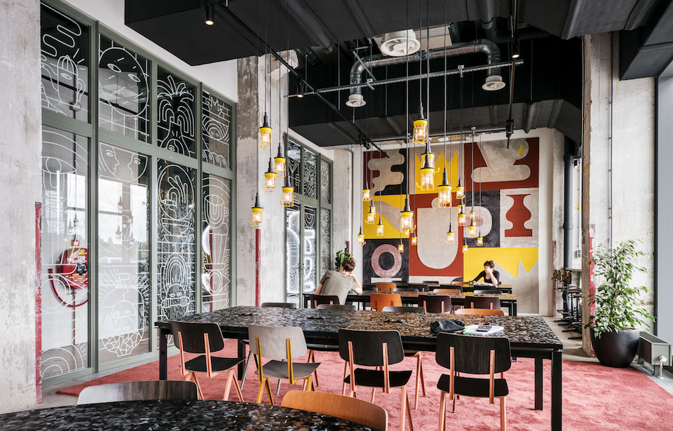 The Student Hotel Maastricht – Interior Design Photography by Sal Marston