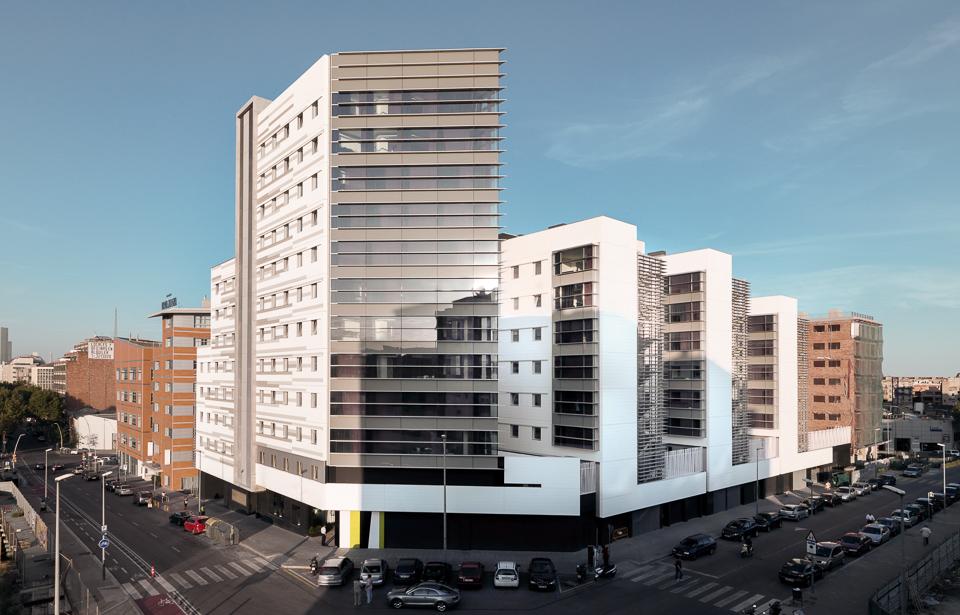 MelonDistrict Marina – building facade-Edit
