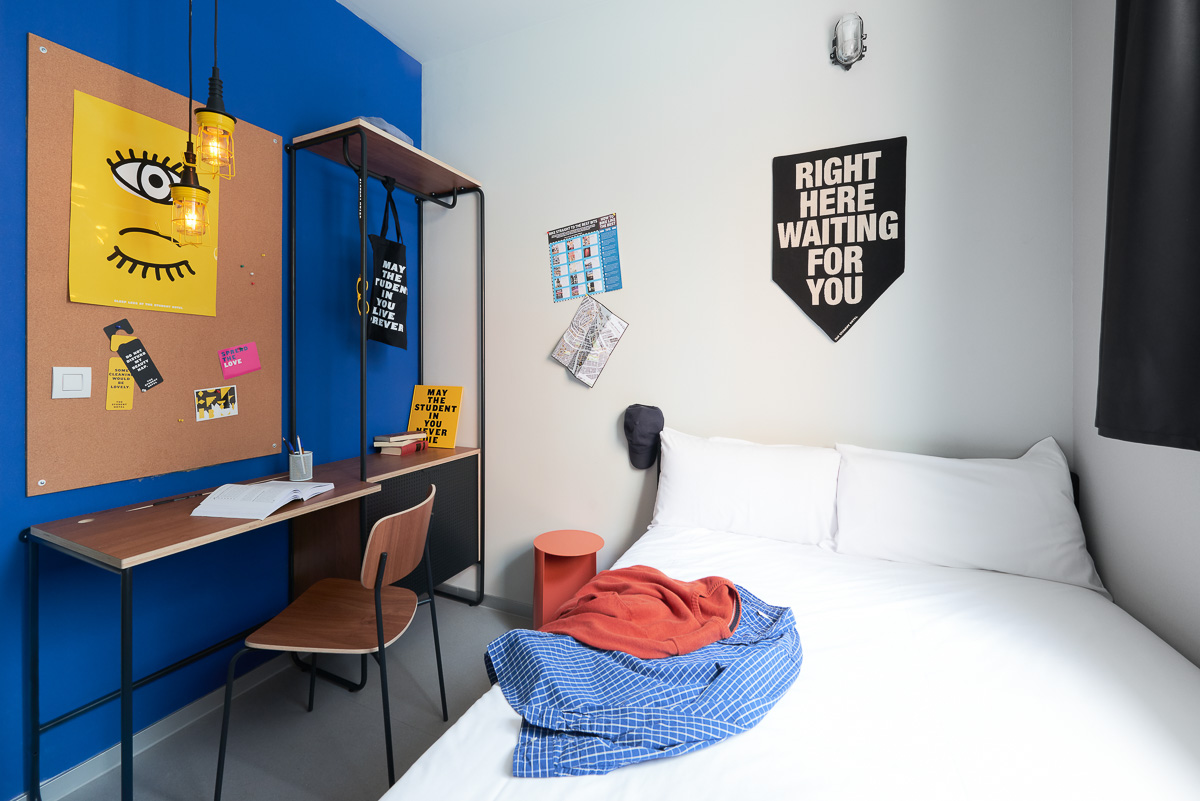 the student hotel marina: student accommodation & rooms