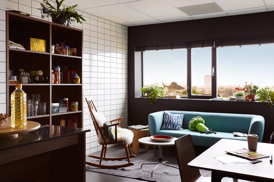 The Student Hotel Amsterdam City Modern Design Hotel