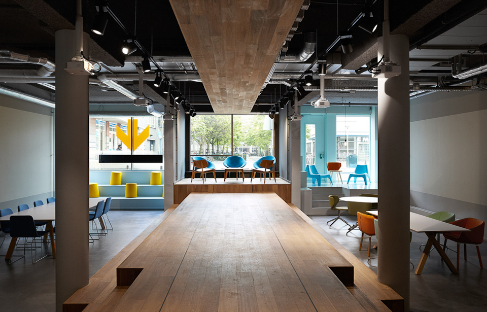 the student hotel the hague: work & meet