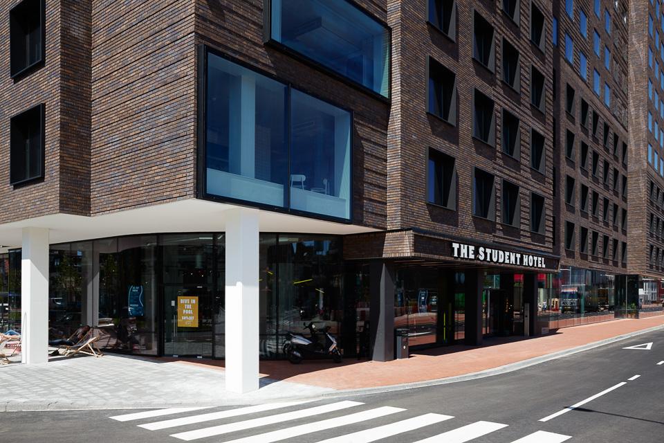 The student hotel groningen design hotel groningen for Design hotel niederlande