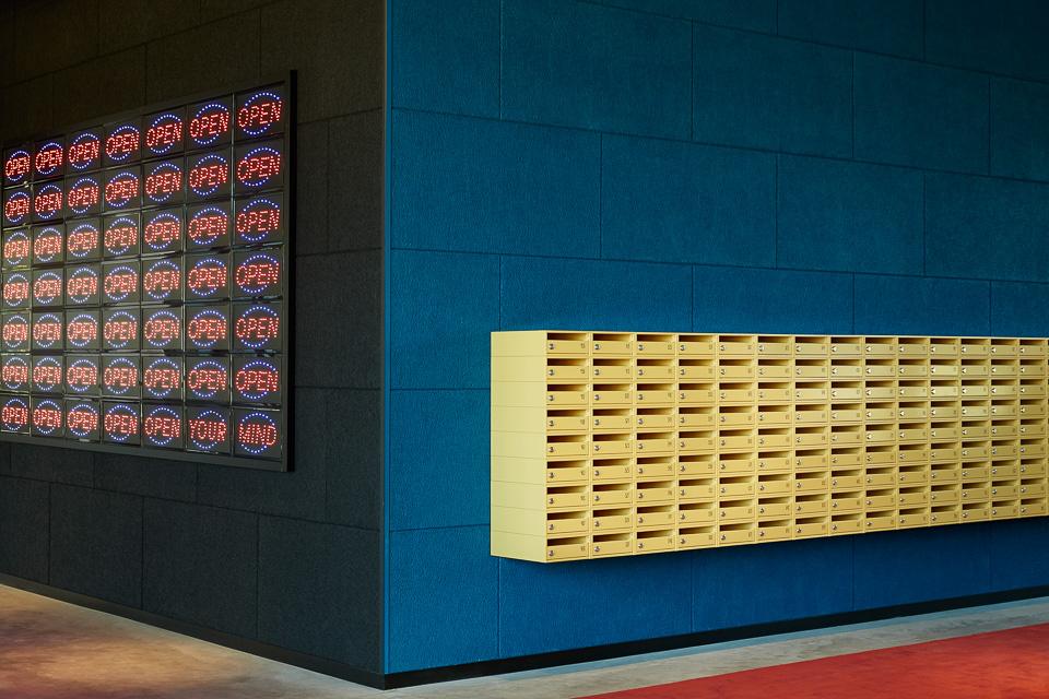 The student hotel groningen design hotel groningen for Designhotel maastricht comfort xl