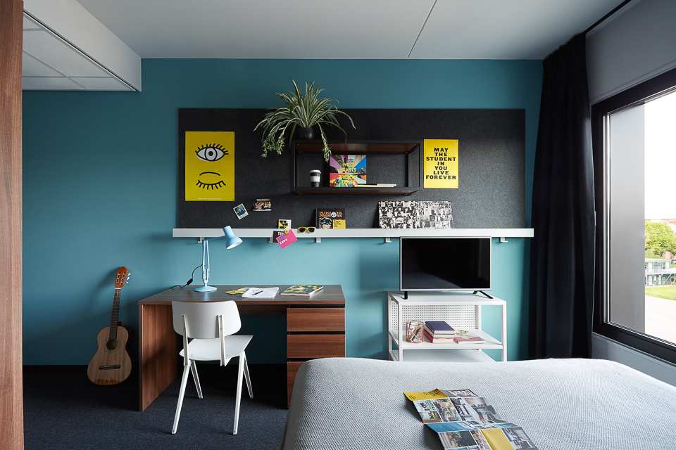 University Of Amsterdam Student Room