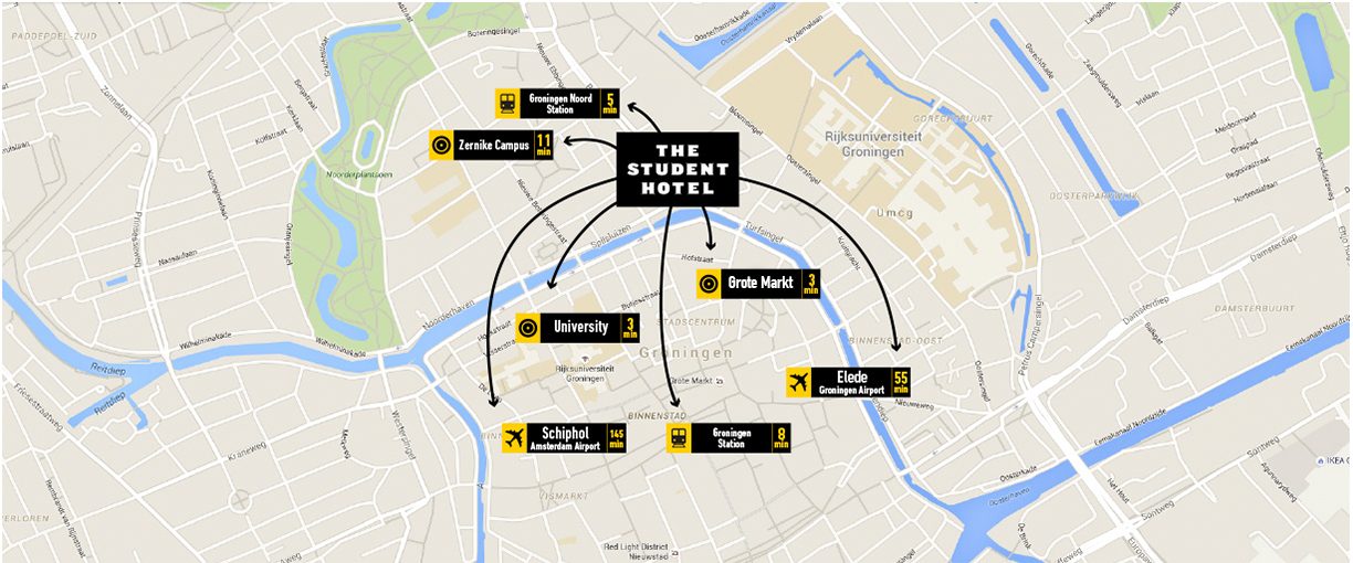 Guest Directory The Student Hotel Groningen