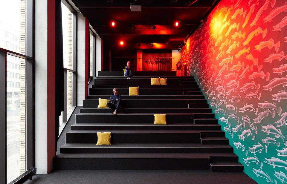 TSH Eindhoven Auditorium