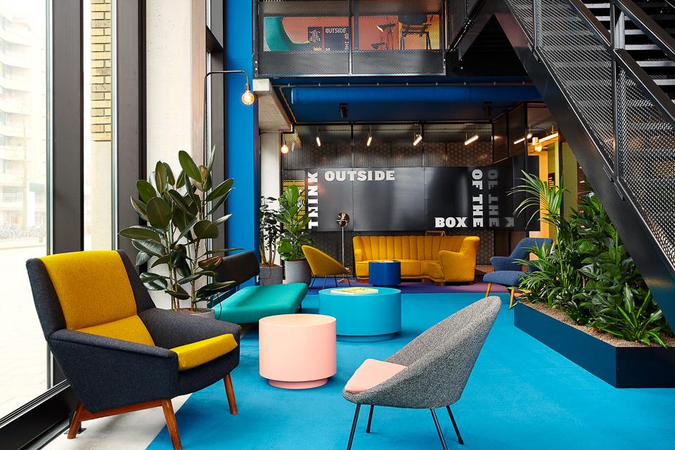 The Student Hotel Eindhoven Design Hotel