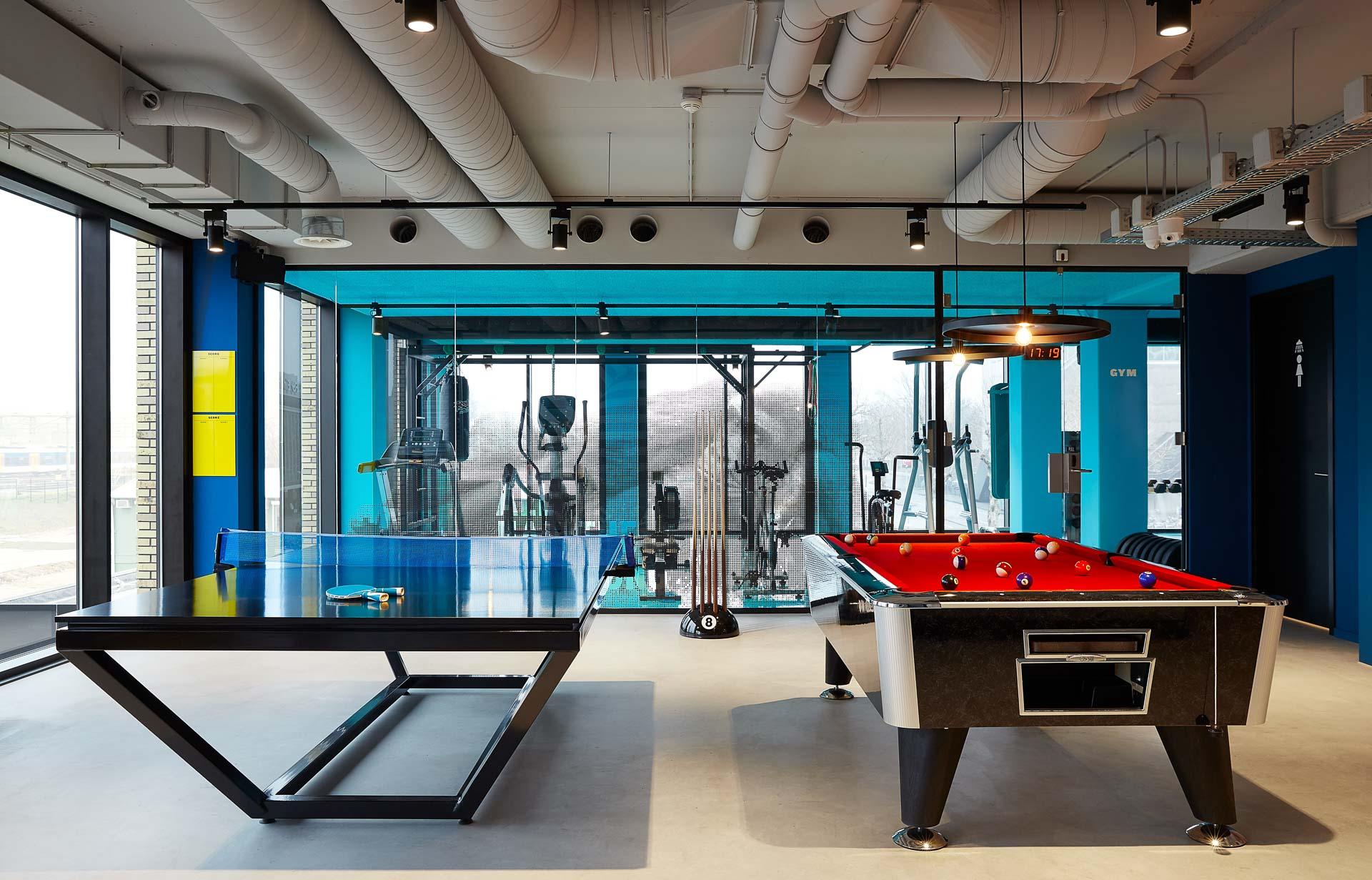 Eindhoven design hotel the student hotel for Designhotel maastricht comfort xl