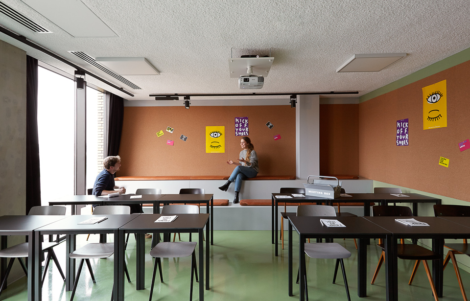 The Student Hotel Classroom