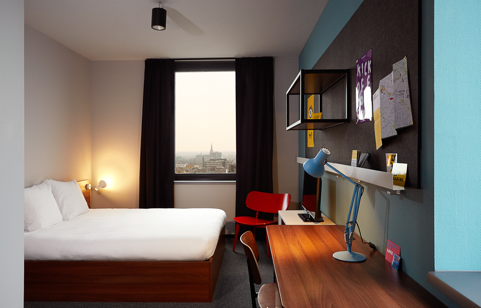 The Student Hotel Amsterdam City: Short Stay Accommodation & Rooms